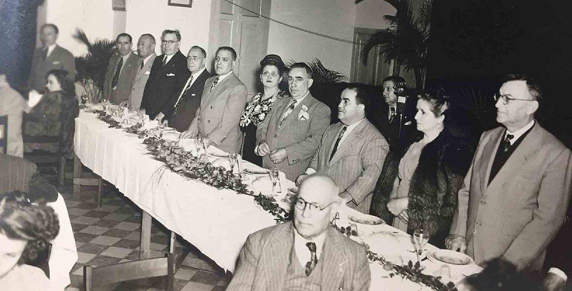 Gallegos en CUba