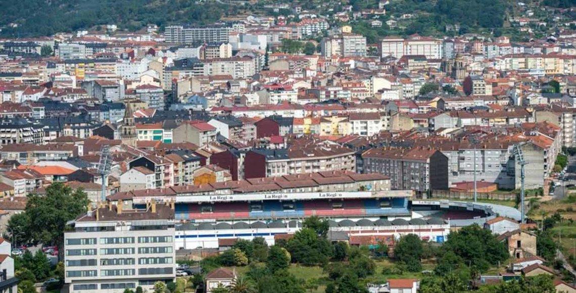 Vista panorámica de Ourense. (Foto: Óscar Pinal)
