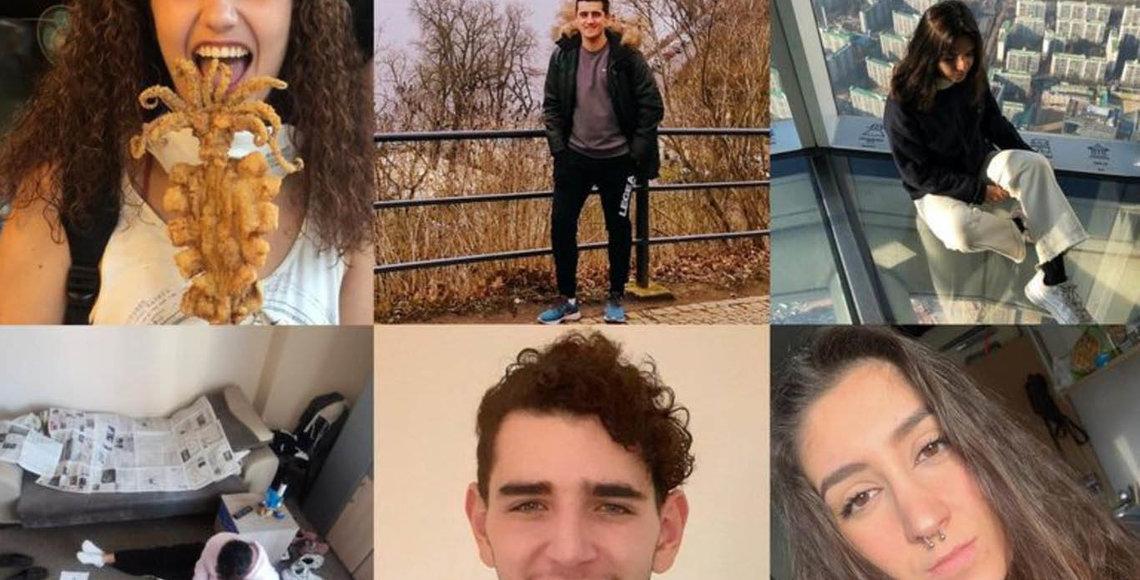 Varios alumnos optaron por permanecer de forma voluntaria en sus estancias en el extranjero