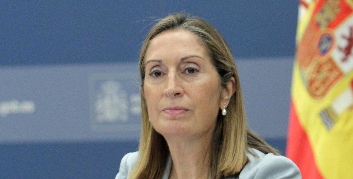 Ana Pastor Julián, Ministro dei trasporti e delle opere pubbliche spagnolo (www.laregioninternacional.com)