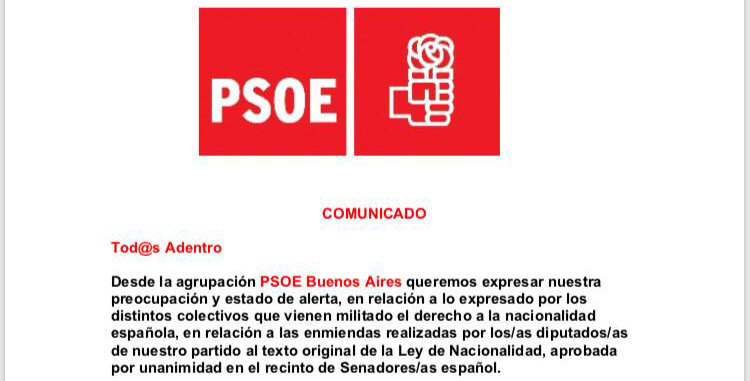 PSOE-Buenos-Aires